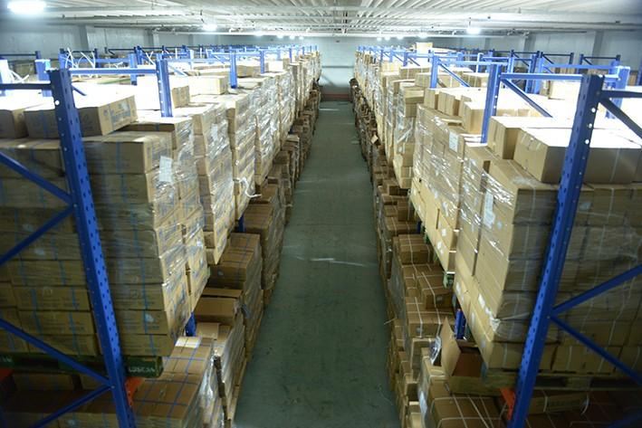 晶元集團倉儲保鮮冷鏈物流項目建設情況