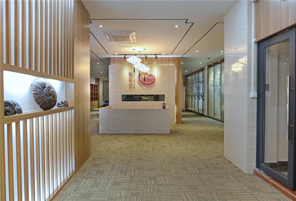 仙草堂办公室装修设计