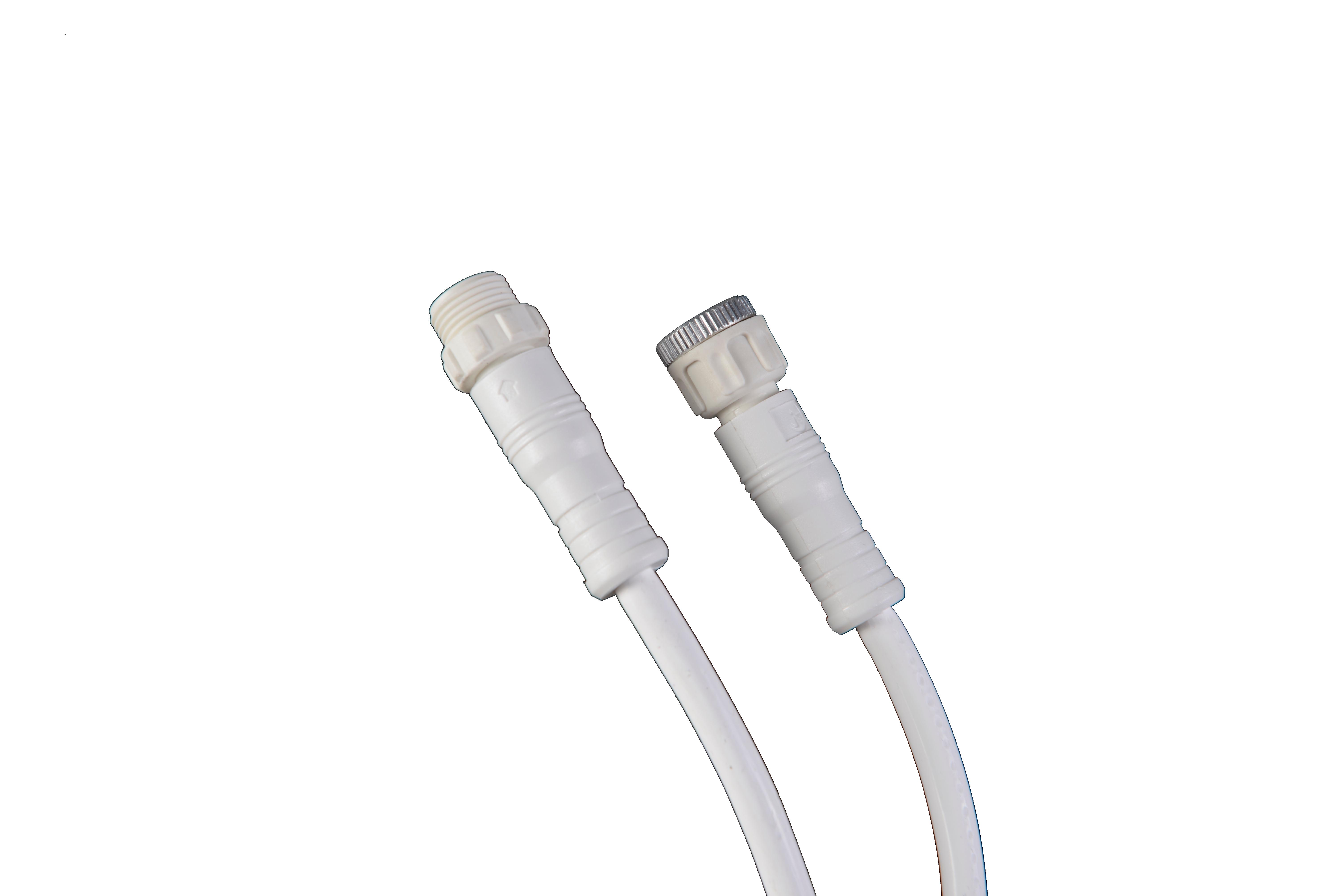 4P 母接头硅胶线材 (0.25M