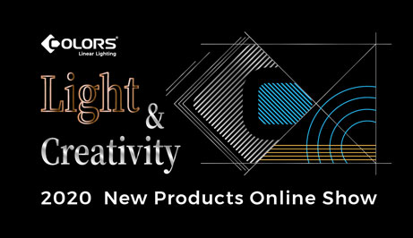 2020 COLORS New Products Online Show