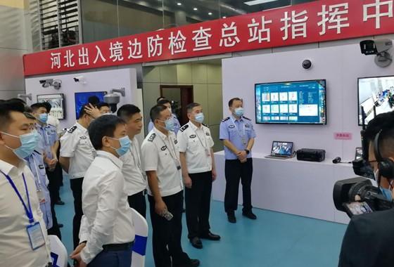盛视科技出席河北边检总站科技工作成果展并与总站签订战略合作协议