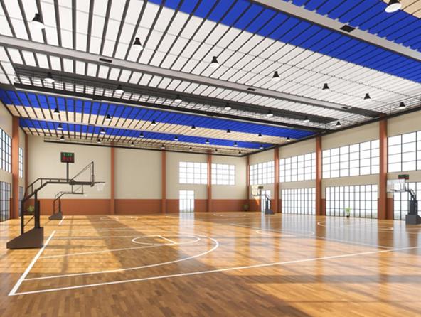 佛山市石门中学新校区体育馆