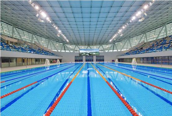 邵阳市体育中心游泳馆