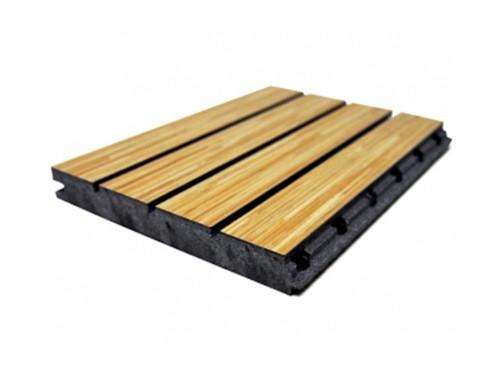 声学材料—槽木吸音板