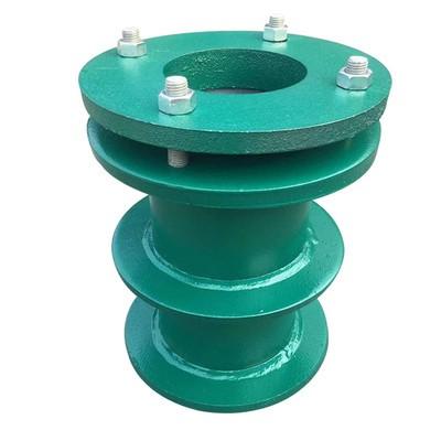 裕隆管道告诉你在哪种情况下选用柔性防水套管