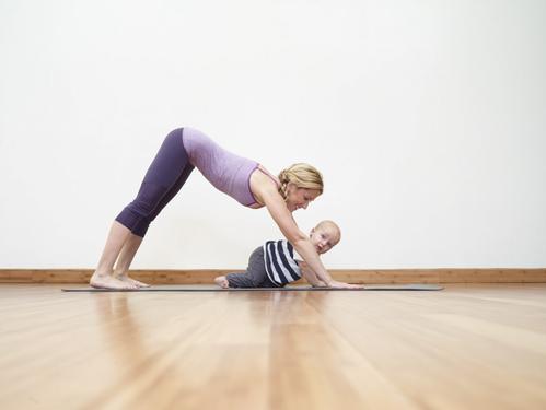 萨托瑜伽 亲子瑜伽的注意事项