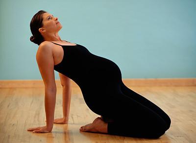 孕产瑜伽的益处及常见问题