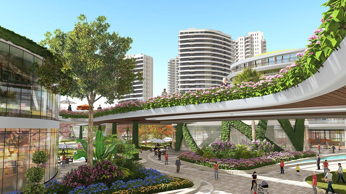 四川·屏山城市核心区