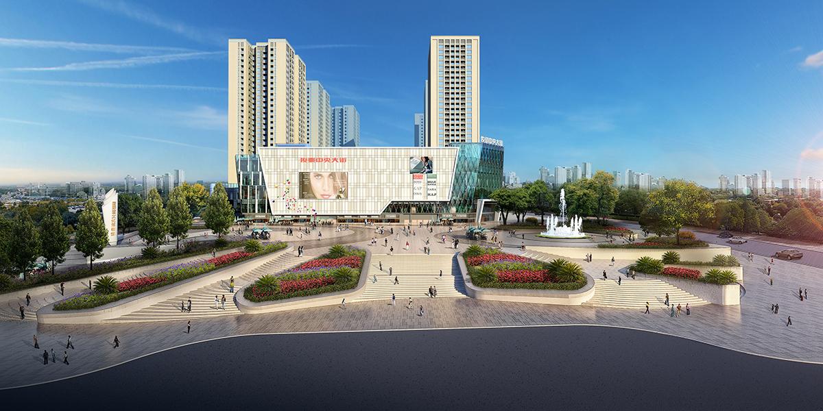 重庆·璧山中央广场