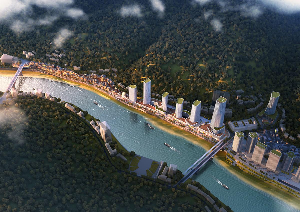 重庆·江南片区城市更新