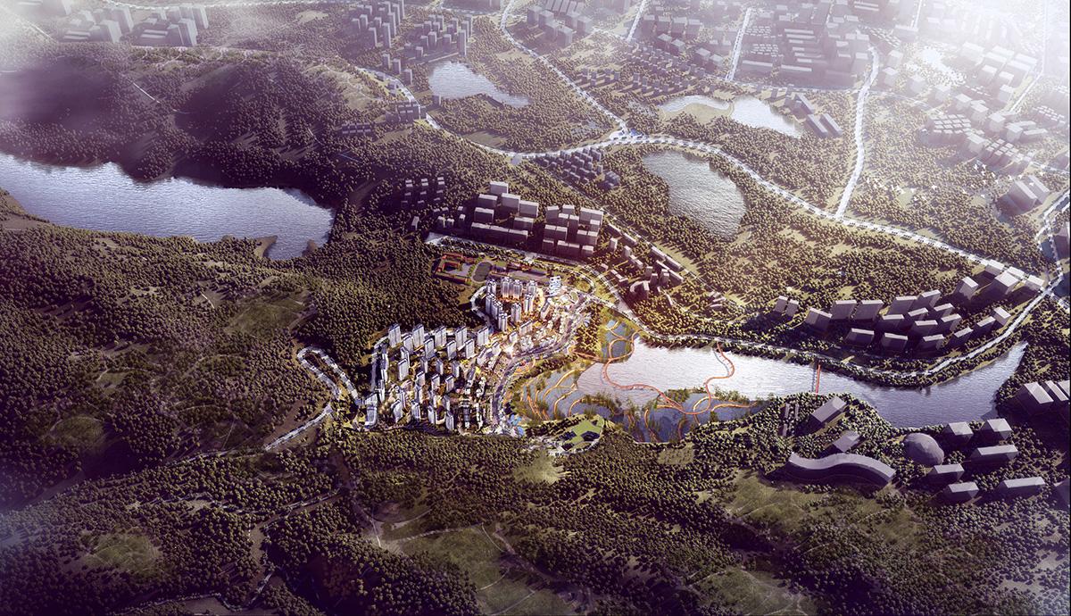 中铁·六盘水国际生态城