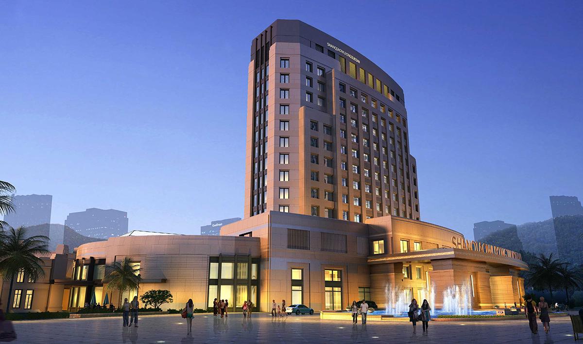 武隆·隆城国际酒店