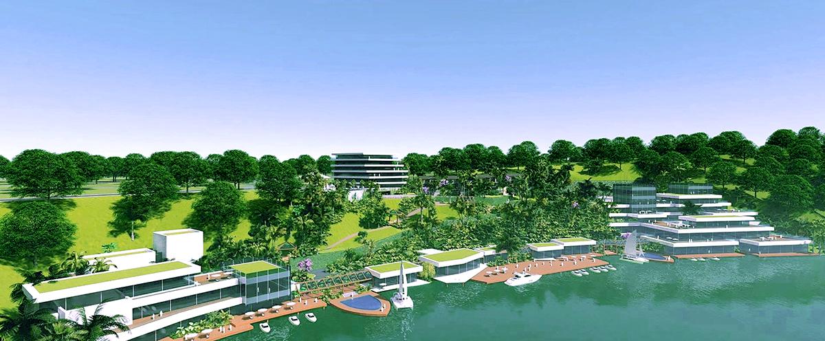 埃塞俄比亚滨湖度假酒店