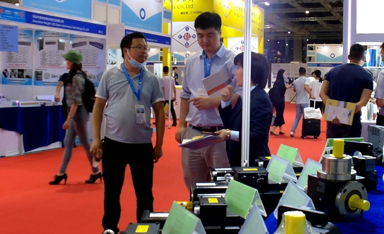 展会回顾|上海国际胶带与薄膜展圆满落幕,富库达电机出彩亮相