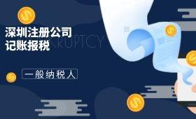 深圳注册公司记账报税一般纳税人