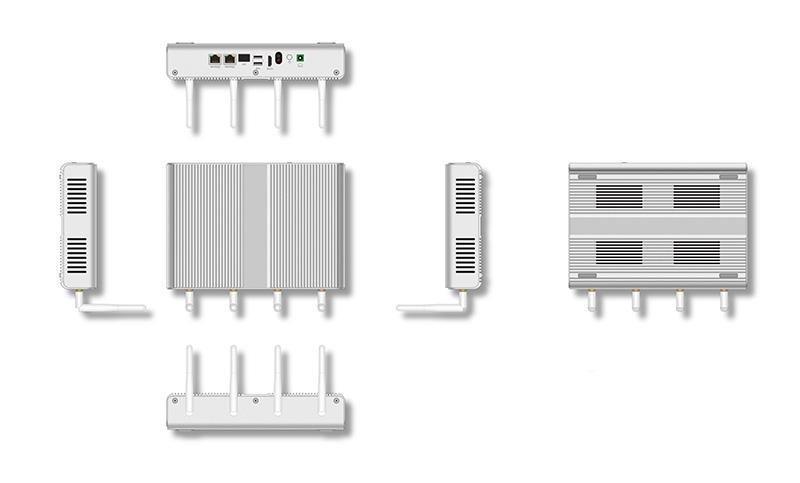 TVI1506X GeminiLake 企业无线路由器