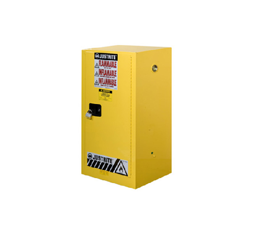 Justite safety cabinet 15 gal