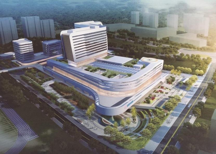 中材(北京)地热能与中建三局签订贵州茅台医院室外地源热泵项目技术顾问合同