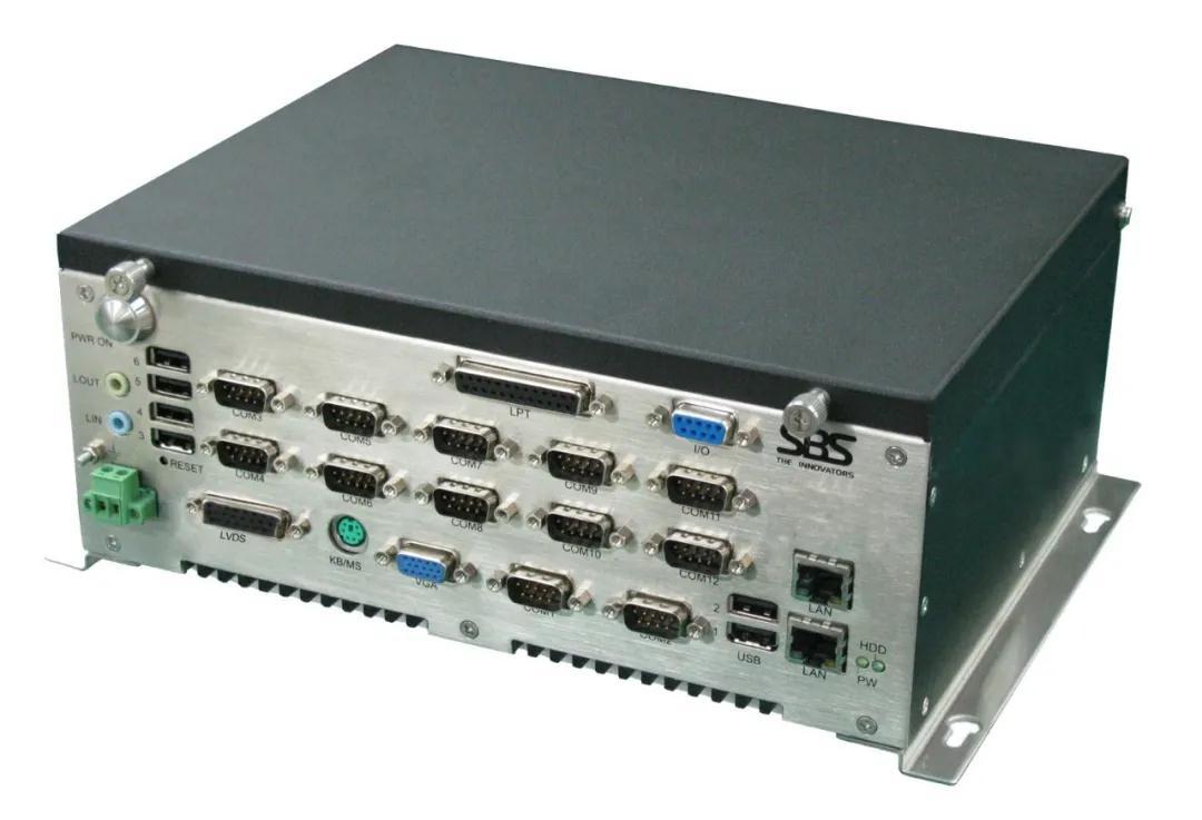 盛博国产AFC嵌入式计算机 为智能交通提供更安心的选择