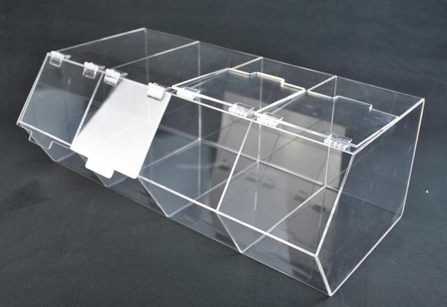 透明亚克力糖果盒