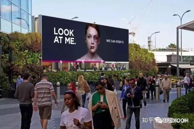 优秀的户外广告案例欣赏-准星XOOH