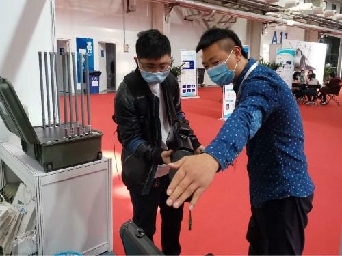 万众瞩目!中科融通亮相第五届无人机产业博览会