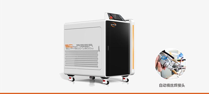 激光焊接机在机箱机柜行业中的广泛应用
