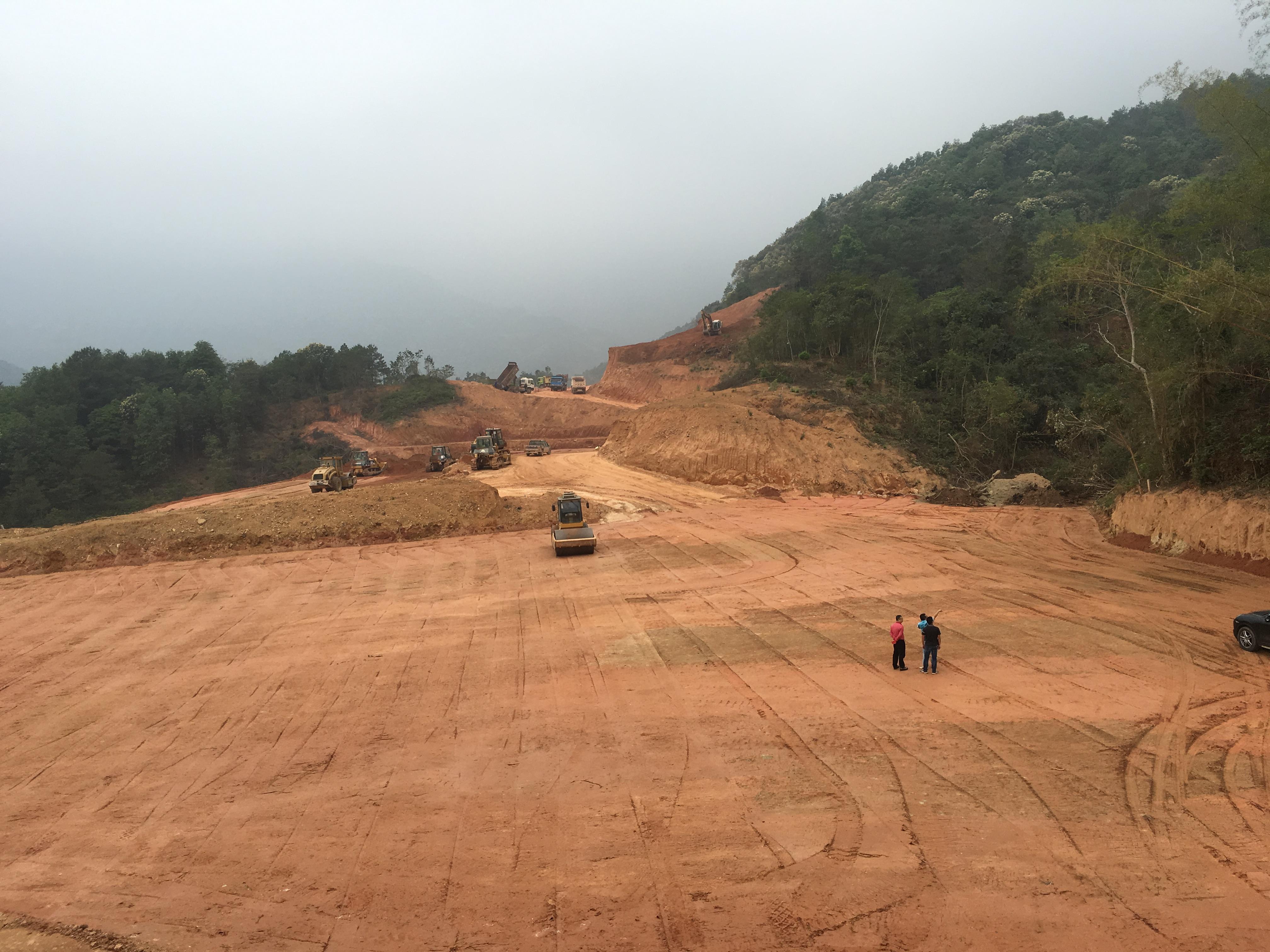 大丰华高速公路丰顺至五华段第二合同段土建项