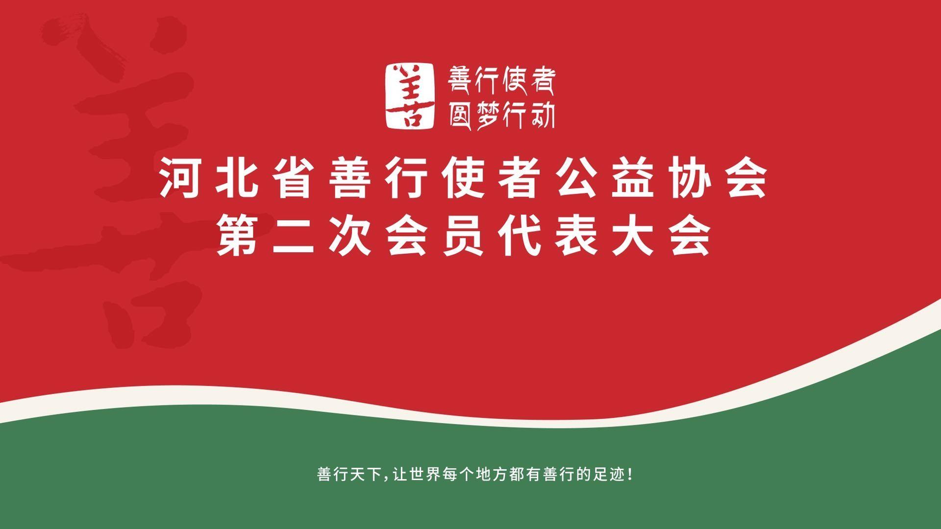"""冀华所获评 """"河北省善行使者公益协会""""副会长单位"""