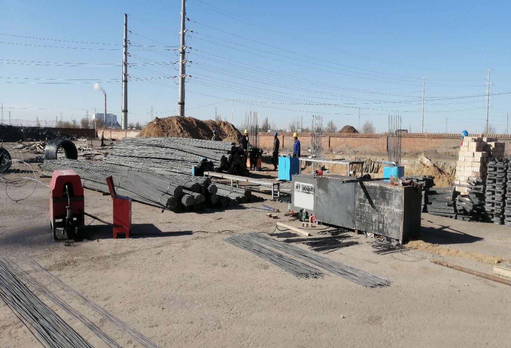 奥福集团建设电站项目全面开工