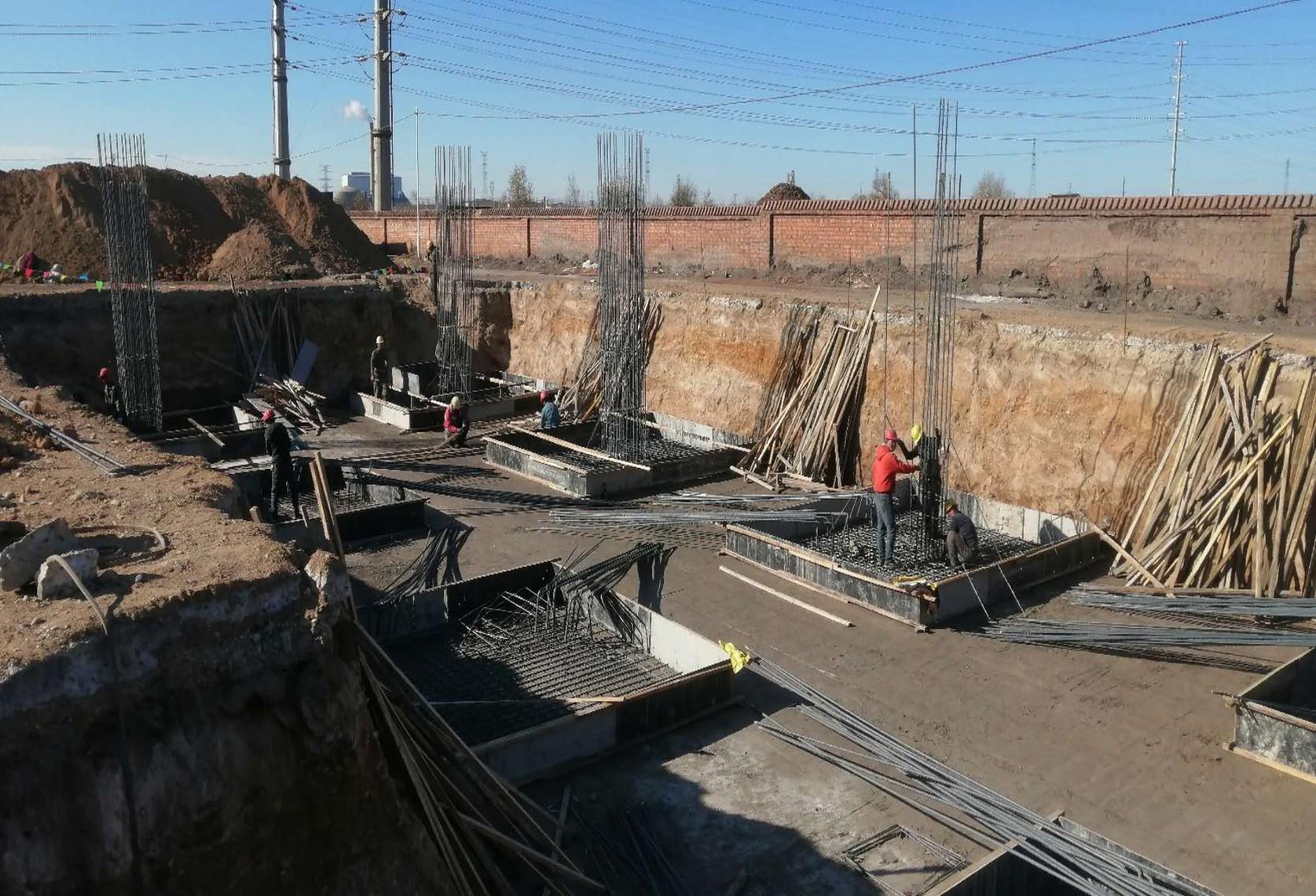 乐天堂fun88备用网址集团建设电站项目全面开工