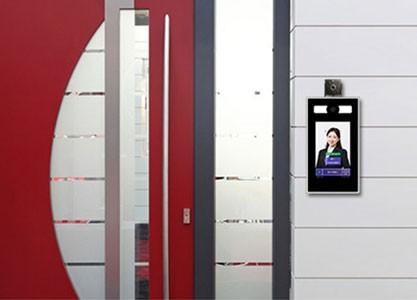 人脸识别门禁系统的设计与制作是基于哪些原理实现的