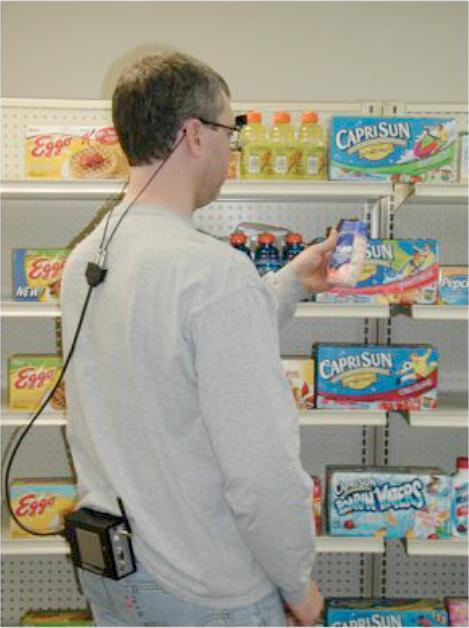 OmniView 眼镜式眼动追踪系统