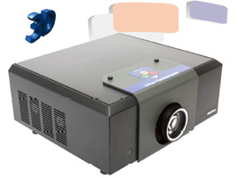 3D视听觉脑功能刺激系统(MRI/MEG兼容)