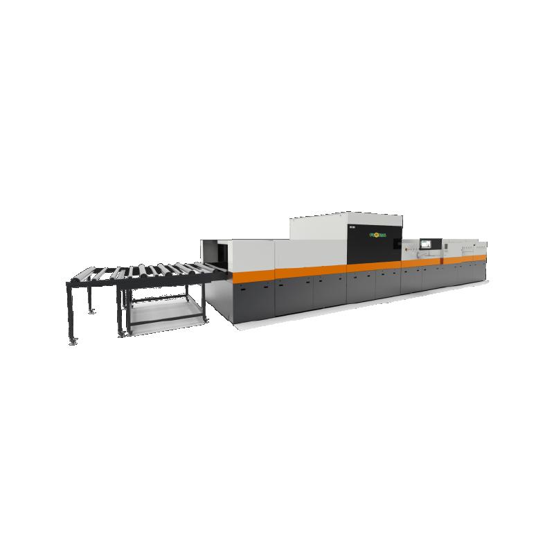 工业级Single Pass瓦楞纸印刷生产方案