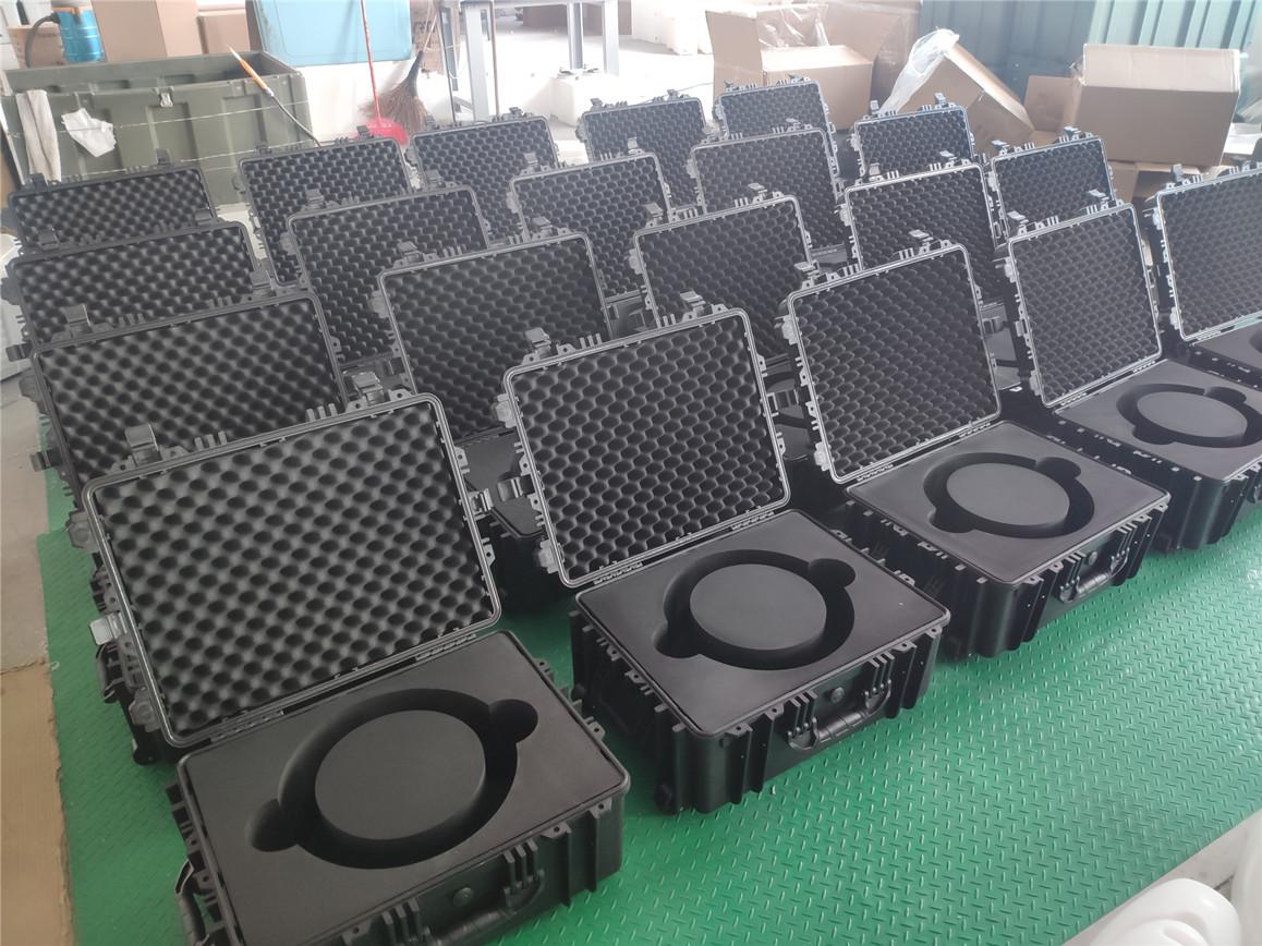 【图】铠力盾军用防护箱含定制EVA海绵内衬案例