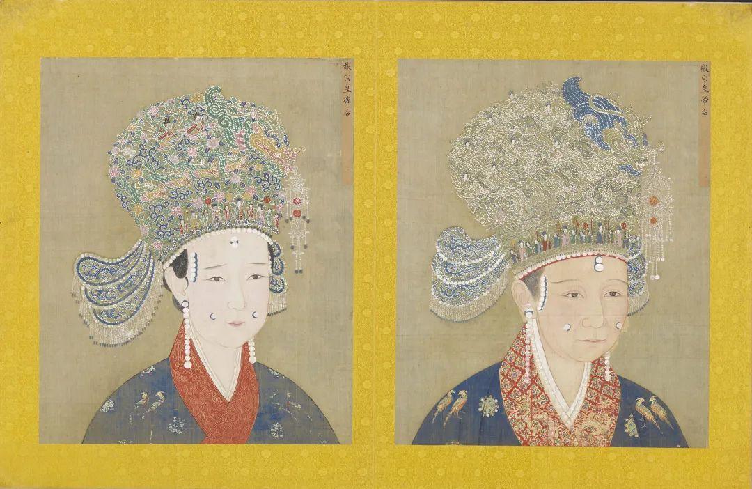 """来,看一看台北故宫里的""""她"""""""