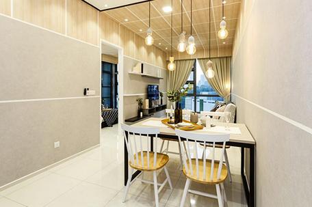 吉隆坡 The Robertson罗伯逊公寓
