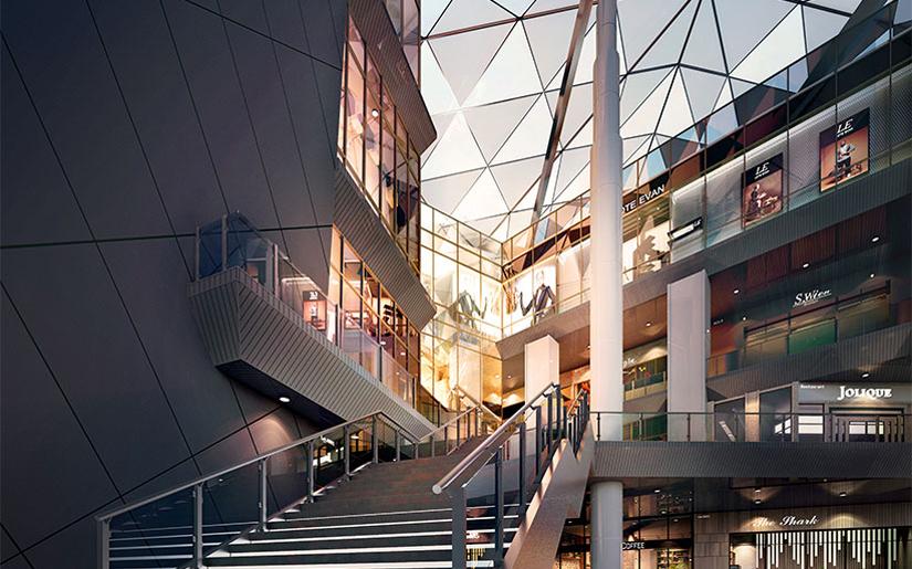 吉隆坡 Damansara City