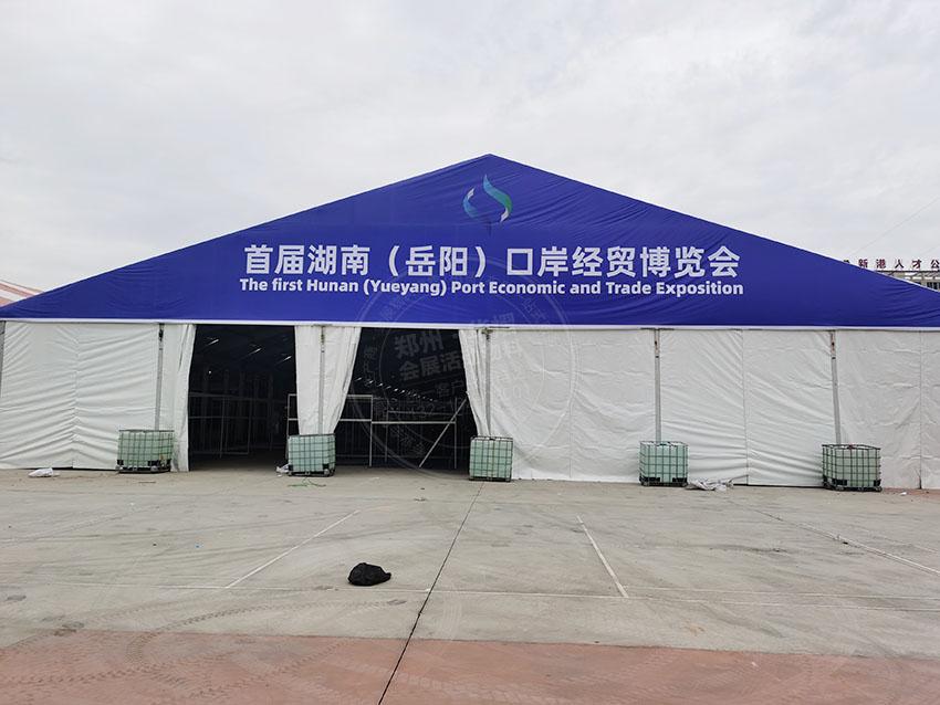 郑州篷房租赁出租厂家前景如何?