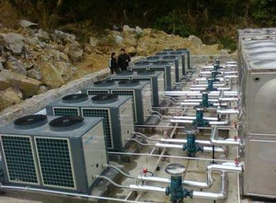 空气能热泵应用