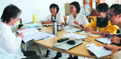 海容教育 | 华德福学校是怎么教英语的?
