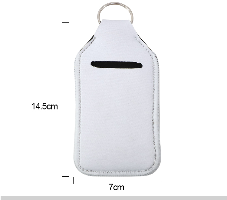 Size for Large Size Neoprene Hand Sanitizer Bottle Sleeves