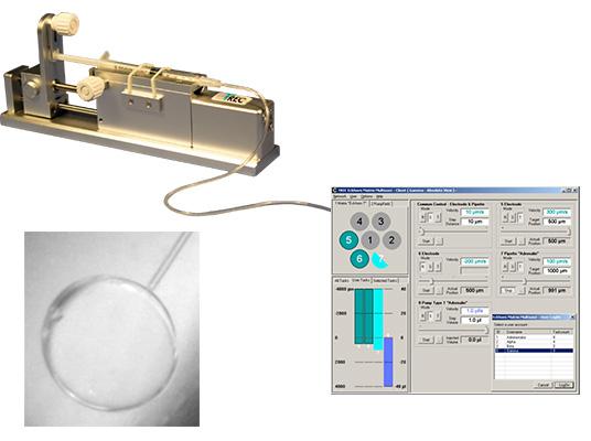 TREC 显微注射系统