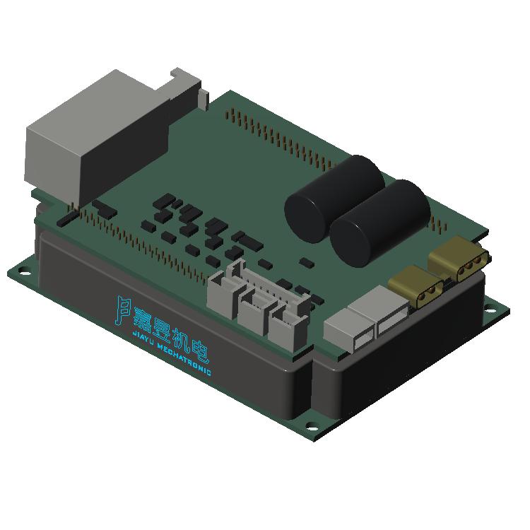 L10系列低压伺服驱动器