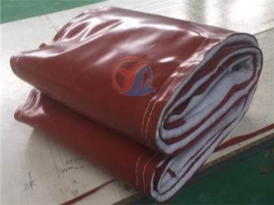 电厂耐高温氟胶布非金属织物膨胀节生产厂家?