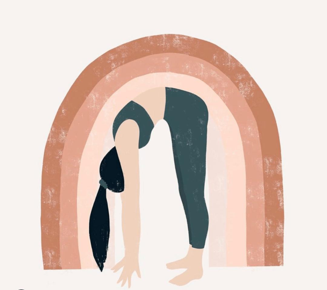 瑜伽练习,看完我要继续坚持瑜伽!