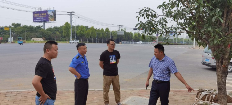 金安经济开发区集中供热项目最新进展