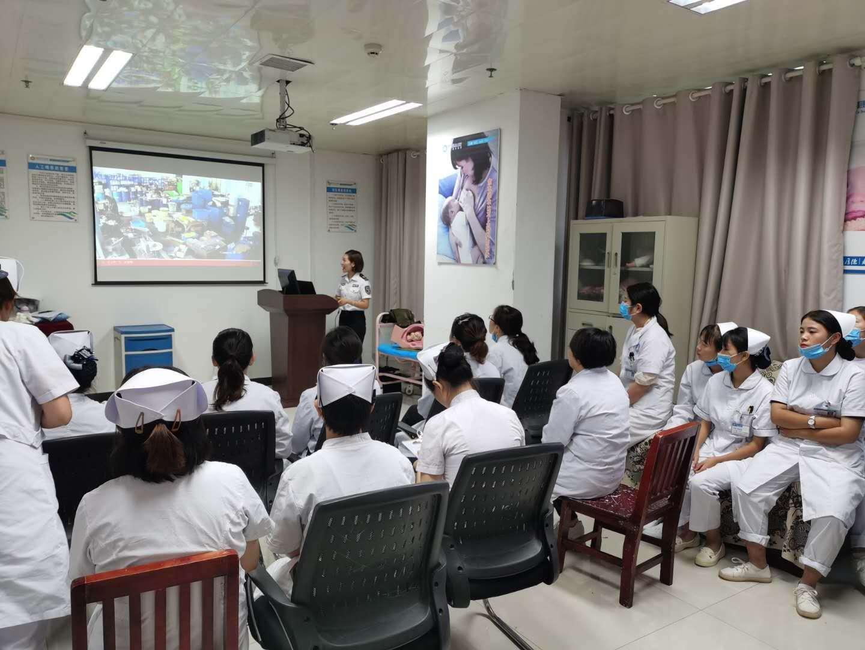 铜仁雷竞技电竞为德江人民医院开展为期一周的雷竞技培训