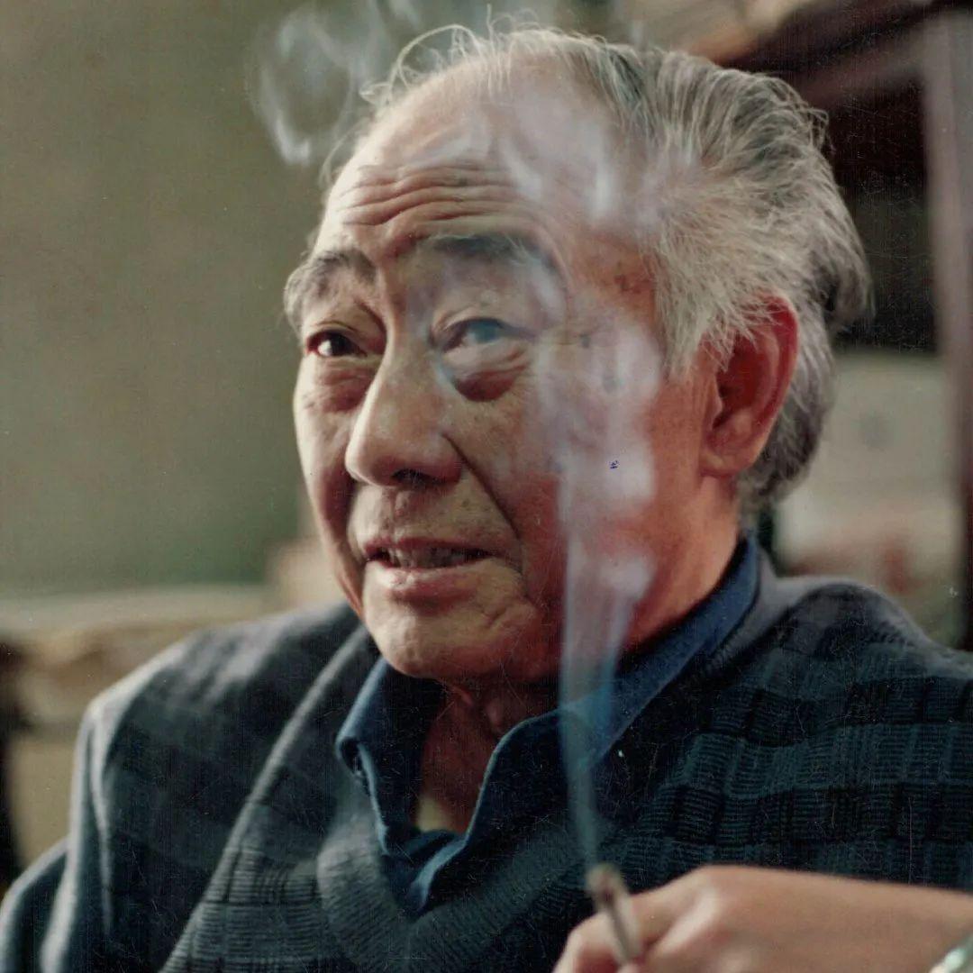 汪曾祺丨活在颜色世界里的老头儿